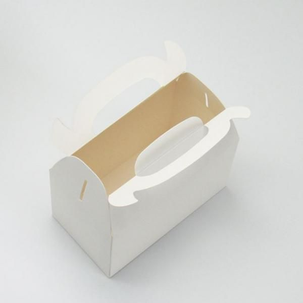 Rectangle Cake Box with Handle Food & Catering Packaging FOF1006-01