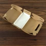 11.5*8.5*8cm Pastry Carrier Box Food & Catering Packaging Capture
