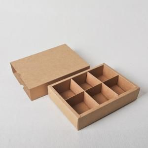 24X17X5cm 6pcs Pastry Box Food & Catering Packaging FOF1019