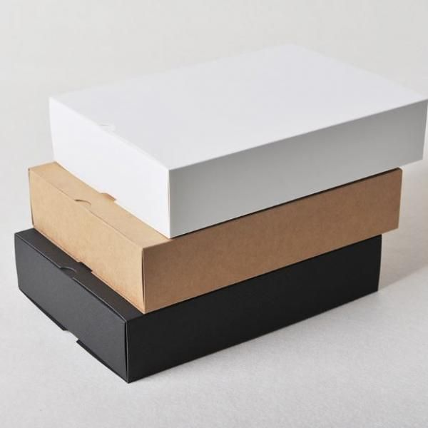24X17X5cm 6pcs Pastry Box Food & Catering Packaging FOF1019-1