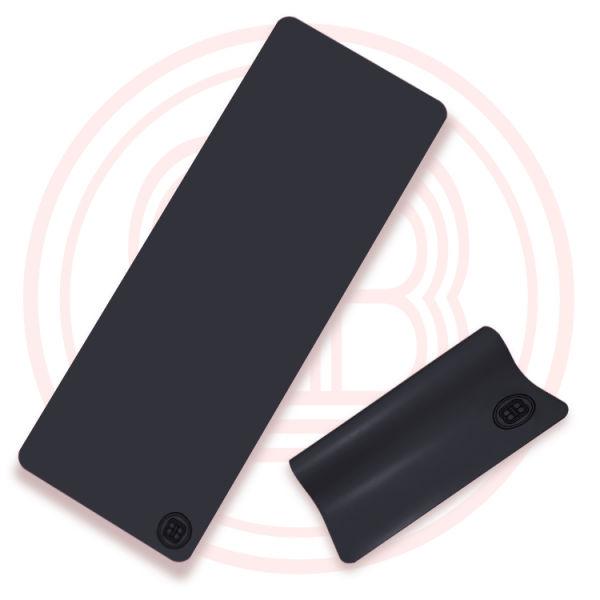 Basic Yoga Mat 5mm Recreation Sport Items _YM0002BK