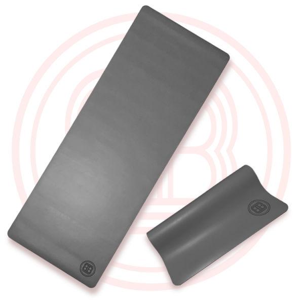 Basic Yoga Mat 5mm Recreation Sport Items _YM0002GY