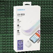 Momax UV Sanitizing Box Electronics & Technology uvboxpackaging2