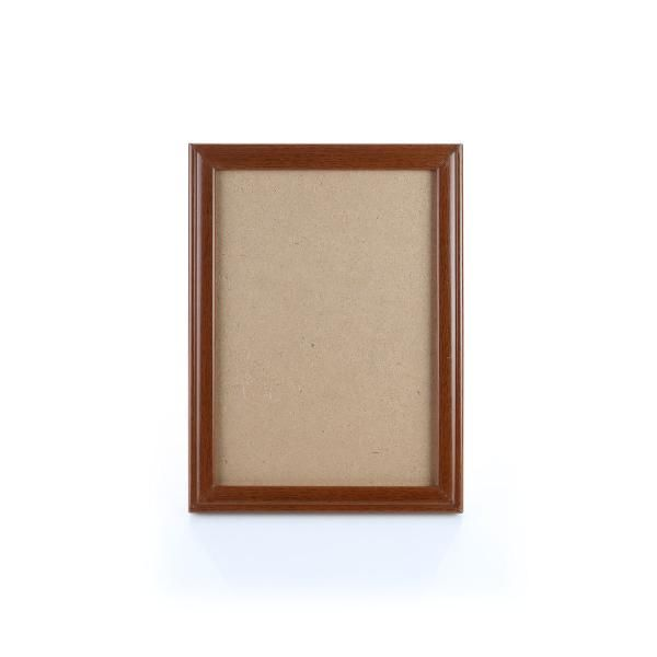 A3 Wooden Certificate Frame Awards & Recognition HHO1007_Brown_1