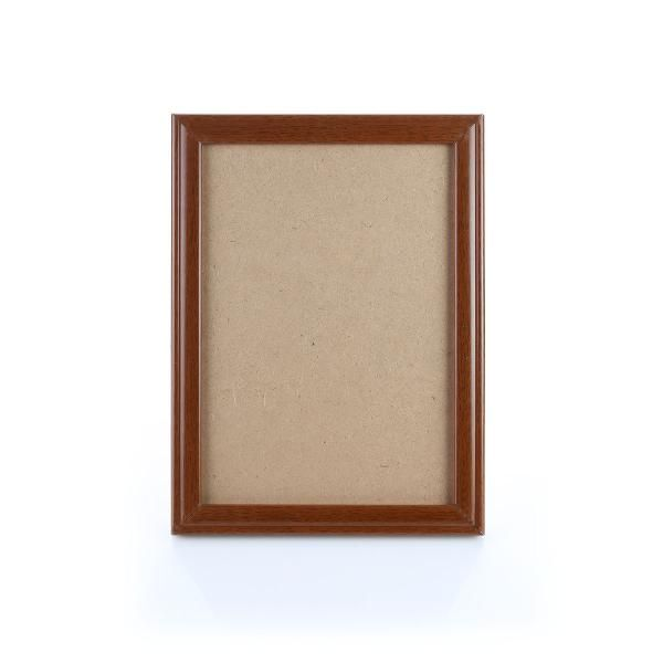 A4 Wooden Certificate Frame Awards & Recognition HHO1006_Brown_1