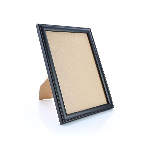 A3 Wooden Certificate Frame Awards & Recognition HHO1006_Blk_2