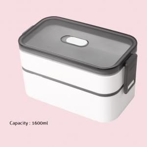Carte Double Tier Microwaveable Lunch Box Household Products Kitchenwares Eco Friendly 2