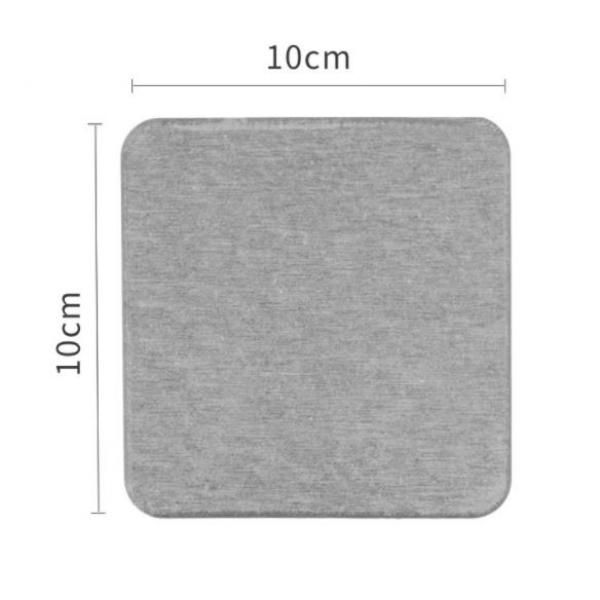 Diatomite Cup Coaster Household Products Festive Products Capture