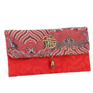 CNY Embroidery Design Pouch 4 Small Pouch Festive Products TSP1122