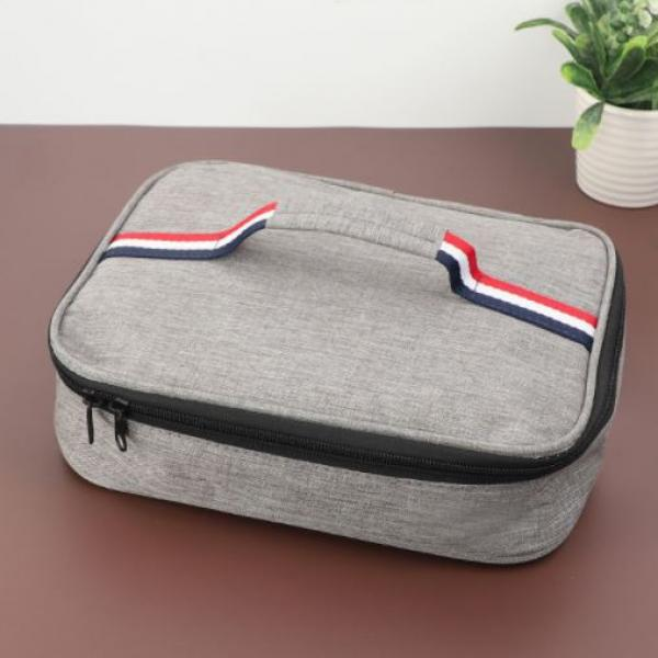 27.5x7.5x23cm Thermal Insulation Lunch Box Bag Bags Capture