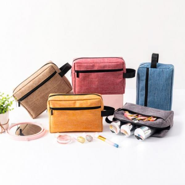 Travel Essential Pouch Bags Eco Friendly 1