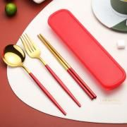 Portuguese Stainless Steel Cutlery Set Household Products Eco Friendly 3