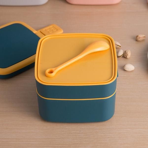Forage Lunch Box  Spoon Household Products Kitchenwares Eco Friendly 6