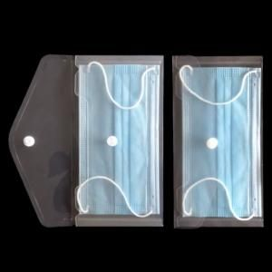 PVC Face Mask Keeping Button Folder Landscape Personal Care Products 1