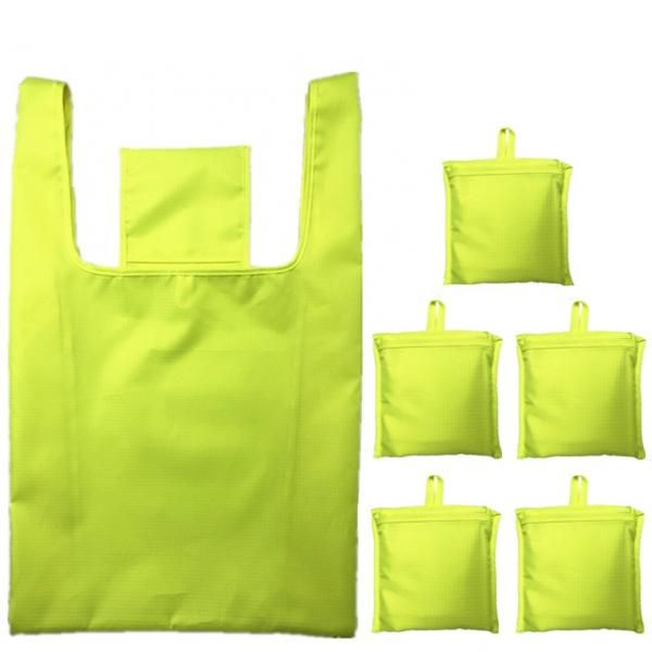 Citron Foldable Eco Bag Bags Eco Friendly Clipboard10