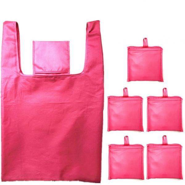 Citron Foldable Eco Bag Bags Eco Friendly Clipboard12