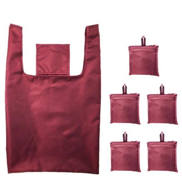 Citron Foldable Eco Bag Bags Eco Friendly Clipboard17