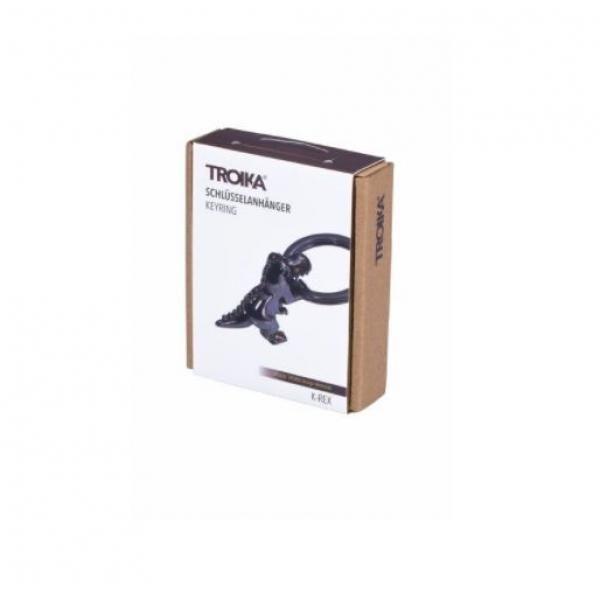 Troika Keyring K-rex Metals & Hardwares Keychains MKY1029-2