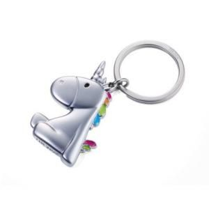 Troika Keyring EINHORN Metals & Hardwares Keychains MKY1030