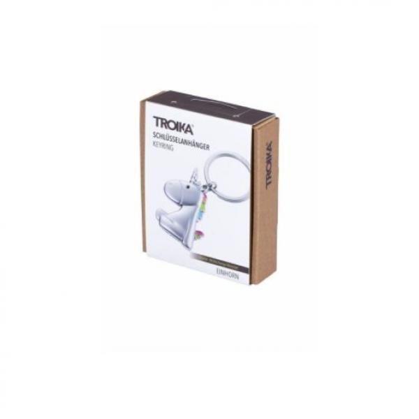 Troika Keyring EINHORN Metals & Hardwares Keychains MKY1030-1