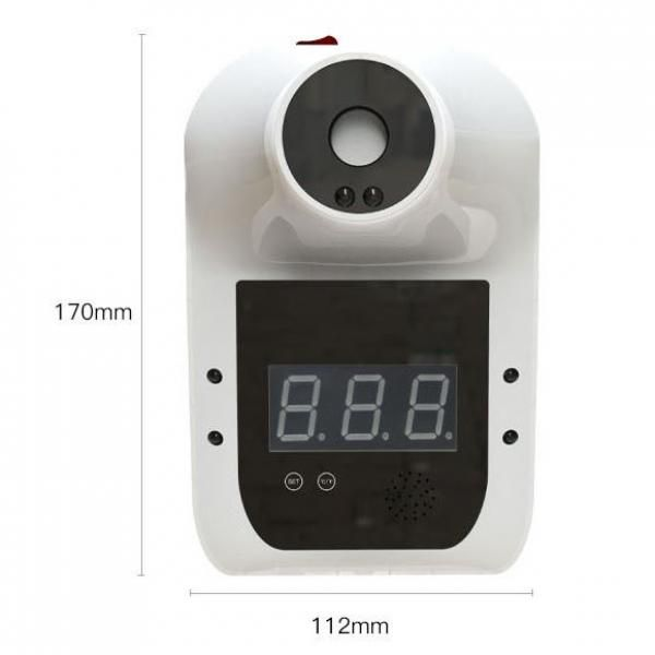 Infrared Radiation Temperature Detector Personal Care Products 1
