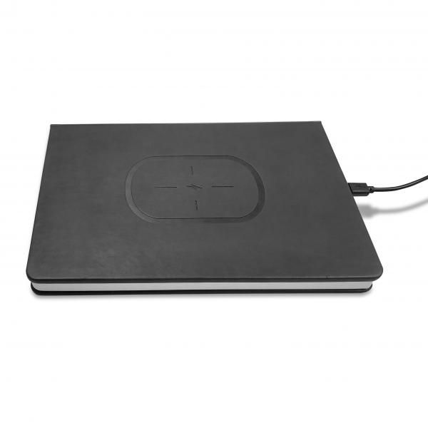 Brand Charger Powerbook Wireless Charging Notebook Electronics & Technology Office Supplies Notebookwithcable