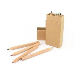 Eco-Friendly Colour Pencil Set Office Supplies Other Office Supplies Eco Friendly JPN1001