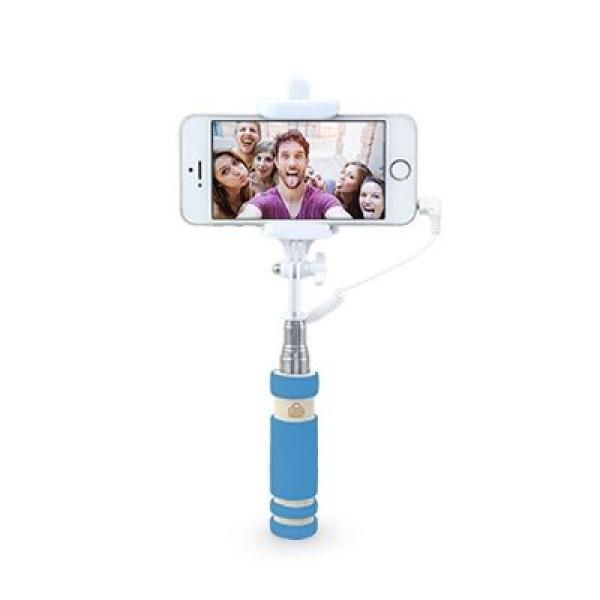 Mini Selfie Stick With Wired Electronics & Technology Computer & Mobile Accessories Best Deals NATIONAL DAY EMF1000BLU