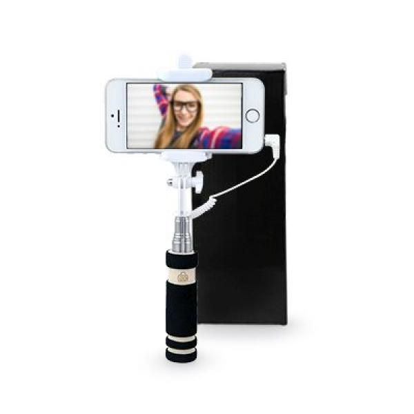 Mini Selfie Stick With Wired Electronics & Technology Computer & Mobile Accessories Best Deals NATIONAL DAY EMF1000PACK