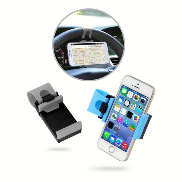 Car Steering Wheel Phone Holder Electronics & Technology Computer & Mobile Accessories Best Deals EMO1001HD2