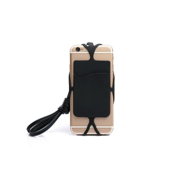 Silicone Mobile Holder Electronics & Technology Computer & Mobile Accessories Best Deals EMO1008-BLKHD_3