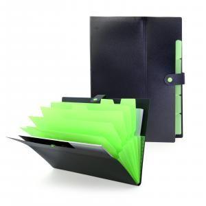 Cordelia 5 Pocket Document File Office Supplies Files & Folders Best Deals HARI RAYA FFL1002HD