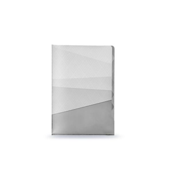 Inozeron 5 Layer L-shape Folder Office Supplies Files & Folders Best Deals Give Back CHILDREN'S DAY FFL1005BLK