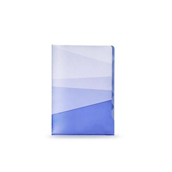 Inozeron 5 Layer L-shape Folder Office Supplies Files & Folders Best Deals Give Back CHILDREN'S DAY FFL1005BLU