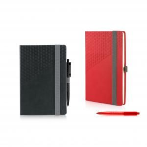 Geometric Notebook and Pen Set A5 Office Supplies Other Office Supplies FSS1012_Group_HD