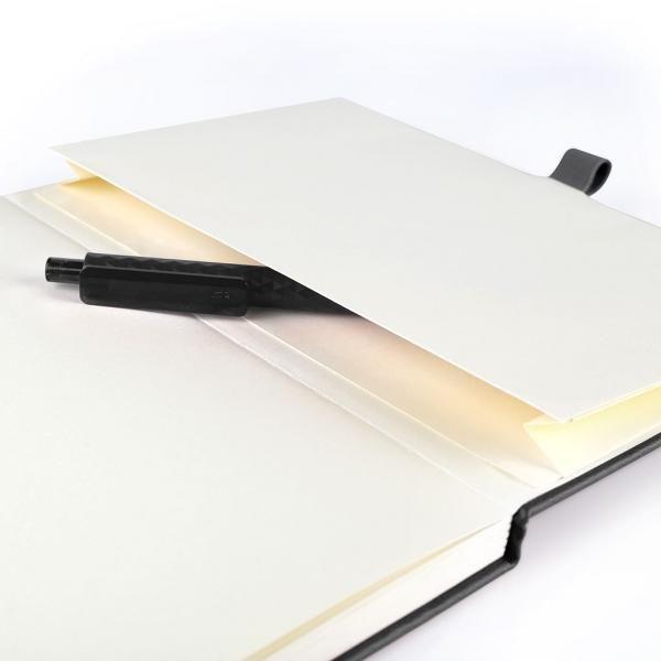 Geometric Notebook and Pen Set A5 Office Supplies Other Office Supplies FSS1012-BLK_FunctionHD
