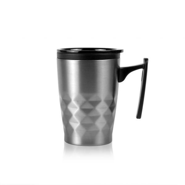 Diamond Mini Geometric Mug Household Products Drinkwares Best Deals NATIONAL DAY Give Back CHILDREN'S DAY HDC1020-SLVHD