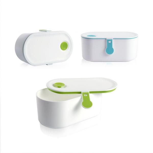 Tayo Fresh and Simple Lunch Box Household Products Kitchenwares Best Deals HARI RAYA HKL1004-GRPHD