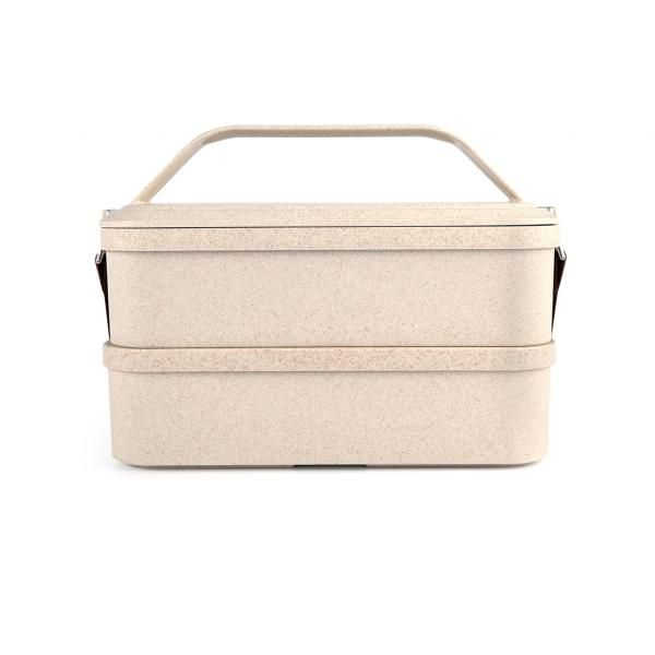 Silverfrost 2 tier Lunch Box Household Products Kitchenwares NATIONAL DAY HKL1005HD_2