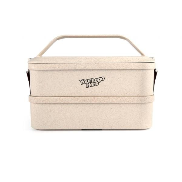 Silverfrost 2 tier Lunch Box Household Products Kitchenwares NATIONAL DAY HKL1005HD_5
