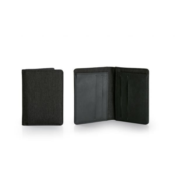 Grooveex Card Holder Small Leather Goods Leather Holder LHO1314-BLKHD_3