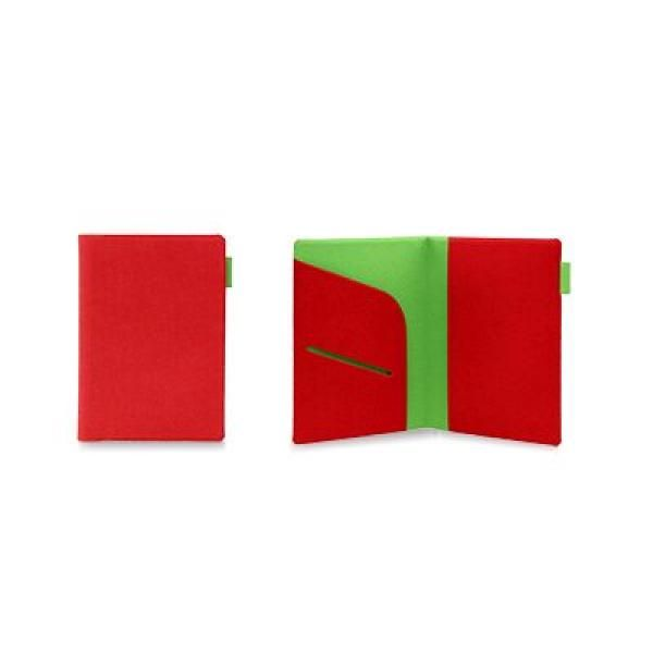 Aplux Passport Holder Travel & Outdoor Accessories Other Travel & Outdoor Accessories OHO1003RED