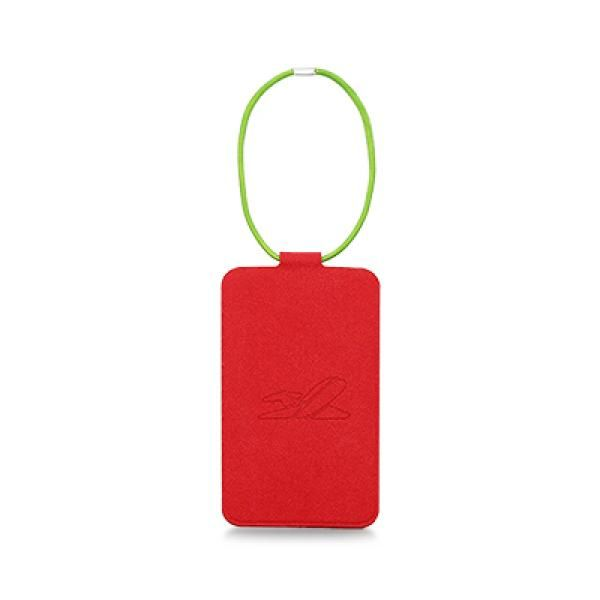 Aplux Luggage Tag Travel & Outdoor Accessories Luggage Related Products Give Back OLR1002RED