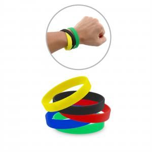 Silicon Wristband Recreation Games & Festive Products NATIONAL DAY RGO1001HD