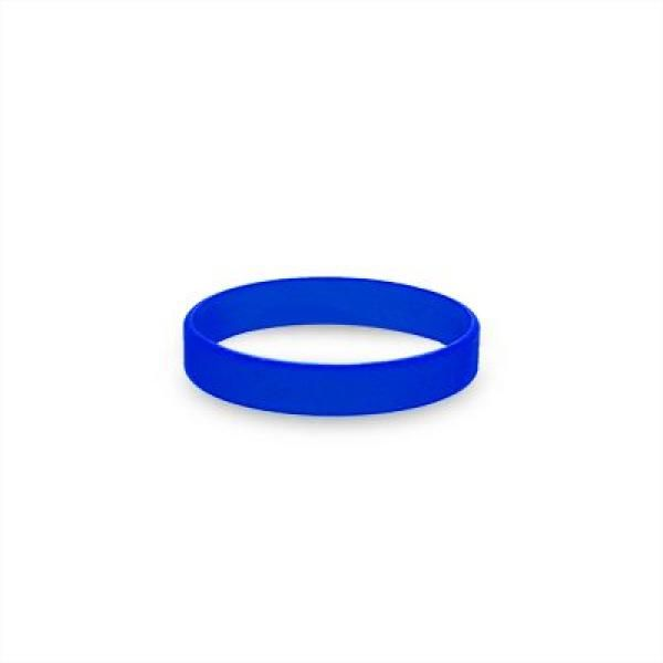 Silicon Wristband Recreation Games & Festive Products NATIONAL DAY RGO1001BLU