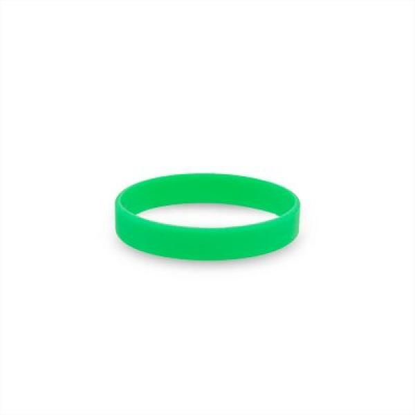 Silicon Wristband Recreation Games & Festive Products NATIONAL DAY RGO1001GRN