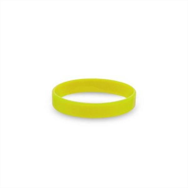 Silicon Wristband Recreation Games & Festive Products NATIONAL DAY RGO1001YLW