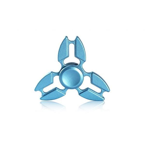 Guerrero Fidget Spinner Recreation Stress Reliever Best Deals CLEARANCE SALE RSR1001-BLUHD
