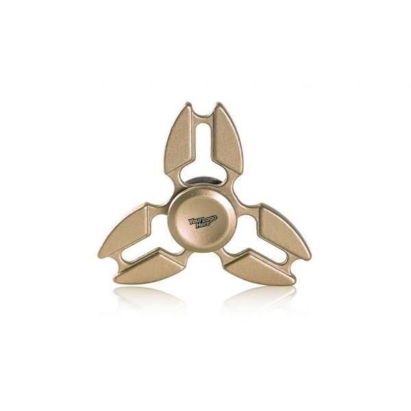Guerrero Fidget Spinner Recreation Stress Reliever Best Deals CLEARANCE SALE RSR1001-GLDHD_2