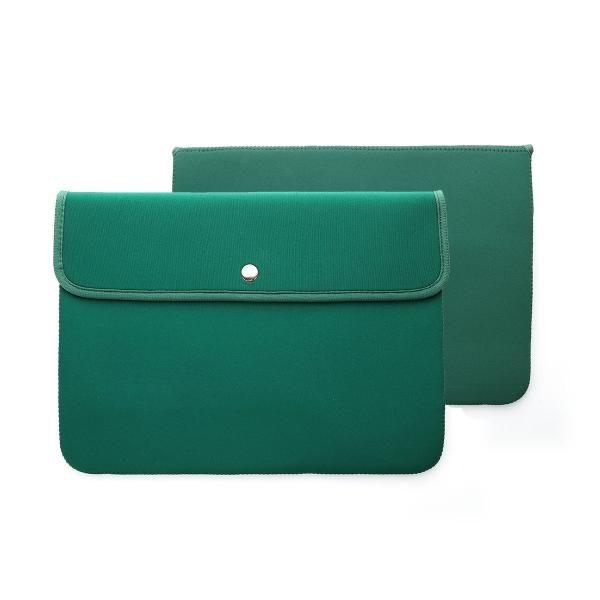 Cabana Laptop Sleeve Office Supplies Computer Bag / Document Bag Bags TCB1513_Grn